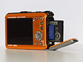 Panasonic Lumix DMC-TS3 (orange, compartment).JPG
