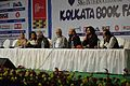 Panel Discussion - Rabindra Sangeet - 38th International Kolkata Book Fair - Milan Mela Complex - Kolkata 2014-02-04 8465.JPG