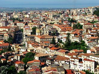 Lamezia Terme - Image: Panorama Lamezia