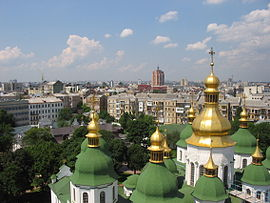 Panorama of Kyiv from Saint Sophia Monastery.jpg