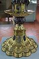 Paolo di giovanni sogliani (attr.), reliquiario in rame dorato, argento, cristallo di rocca e smalti, 1506, da s. verdiana 05.JPG