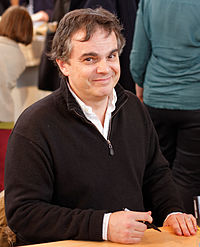 Paris - Salon du livre 2013 - Alexandre Jardin 001.jpg