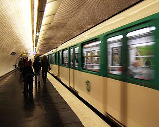 Javel–André Citroën Paris Métro station