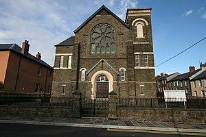 Coal House - Image: Park Street Chapel Blaenafon