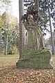 Park Smetanovy sady, socha Petra Maixnera,.JPG