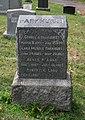 Parkhurst grave - section D-Center - Prospect Hill Cemetery - 2014.jpg