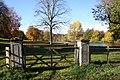 Parkland gates - geograph.org.uk - 599840.jpg