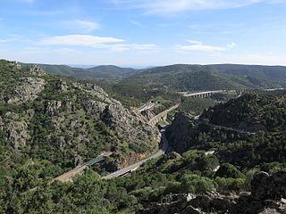 Despeñaperros mountain pass