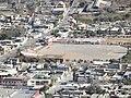 Parque de Beisbol, Desde el Mirador del Cristo de las Galeras, Saltillo Coahuila - panoramio.jpg