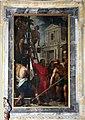 Passignano, san girolamo sovrintende la costruzione di una chiesa, 1599.jpg