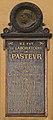 Pasteurs Laboratory plaque - no. 45 rue dUlm, Paris 5.jpg