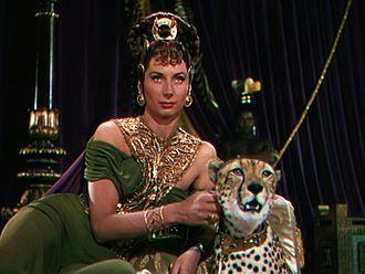 Patricia Laffan - Patricia Laffan in Quo Vadis (1951)