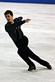 Patrick Chan at 2009 World Championships.jpg