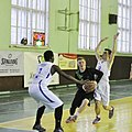 Patrick Yosia plays defence (Poltava B.C vs Hurricane B.C).jpg