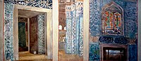Paul Leroy 1884 Constantinople, la mosquée Yeni Djami.jpg