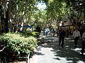 Peatonal Rivadavia, Ciudad de San Juan, Argentina..JPG