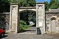 Pedestrian entrance to Duns Estate - geograph.org.uk - 1429609.jpg