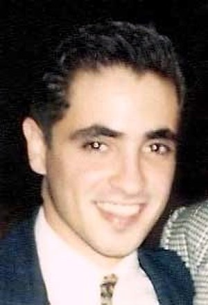 Pedro Zamora - Zamora in 1993