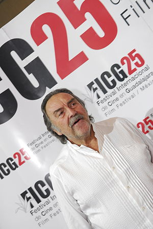 Pedro Armendáriz Jr. - Armendáriz in Guadalajara March 2010