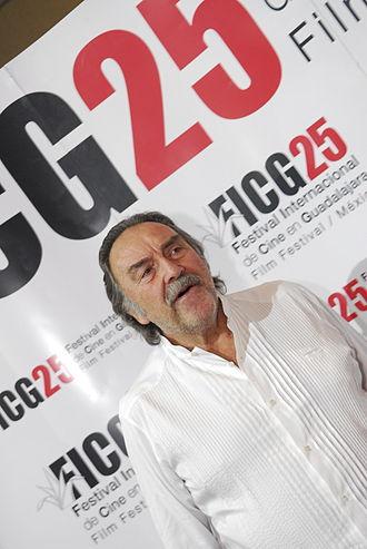 Pedro Armendáriz Jr. - Armendáriz in Guadalajara March 2010