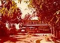 Pedro Meier Atelier in Thailand am Golf von Siam, Bang Saen Beach, Provinz Chonburi. Von 1978-1988 Künstleratelier, Skulpturenpark, Künstlerkolonie, Bangkok Art Group. Foto 1981 © Pedro Meier Multimedia Artist.jpg