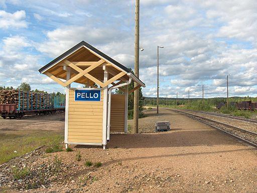 Pello VR station