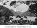 Pembroke Peak, Milford Sound New Zealand.png