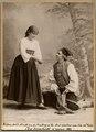 Per Svinaherde, Kungliga Operan 1888. Rollporträtt - SMV - H5 096.tif