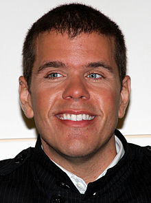 Perez Hilton - the cool, friendly, fun,  tv-personality, writer,   with Cuban roots in 2018