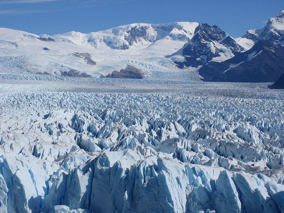 Perito Moreno Oberfl%C3%A4che