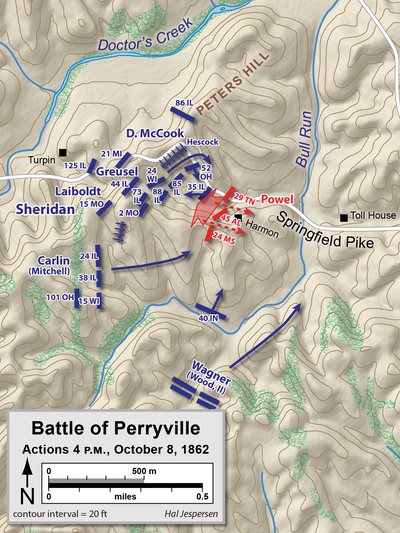 Perryville 1600
