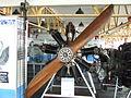 Petőfi Csarnok, Repüléstörténeti kiállítás, Gnome-Rhône Jupiter.JPG