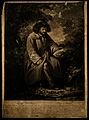 Peter, the wild boy. Mezzotint by V. Green after P. Falconet Wellcome V0007324.jpg