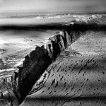 Petermann Glacier, Fjord, July 18, 1964 (GLACIERS 1697).jpg