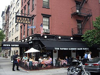 Lexington Avenue - Pete's Tavern