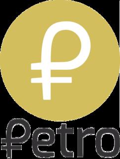 Petro (cryptocurrency) Venezuelan cryptocurrency