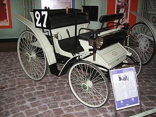 Peugeot Type 5 Motor vehicle
