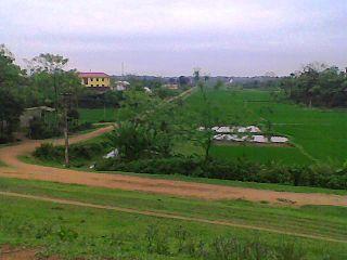 Cẩm Khê District District in Northeast, Vietnam