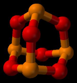Phosphorus trioxide chemical compound