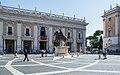 Piazza del Campidoglio, Rome (25849280741).jpg