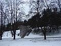 Piemineklis 6.Rīgas pulka karavīriem Sudrabkalniņā (1937 K.Zāle), Imanta, Rīga, Latvia - M.Strīķis - Panoramio (1).jpg