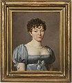 Pierre-Paul Prudhon Portrait de femme avec une robe bleue.jpg