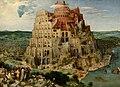 Pieter Bruegel the Elder - The Tower of Babel (Vienna) - Google Art Project 2.jpg
