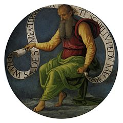 Le Prophète Isaïe