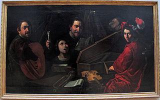 Concert de musiciens et de chanteurs