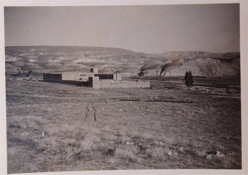 משטרת גשר 1948