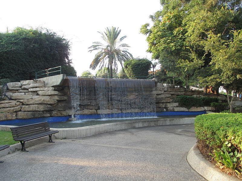 גן לנדס בתל אביב