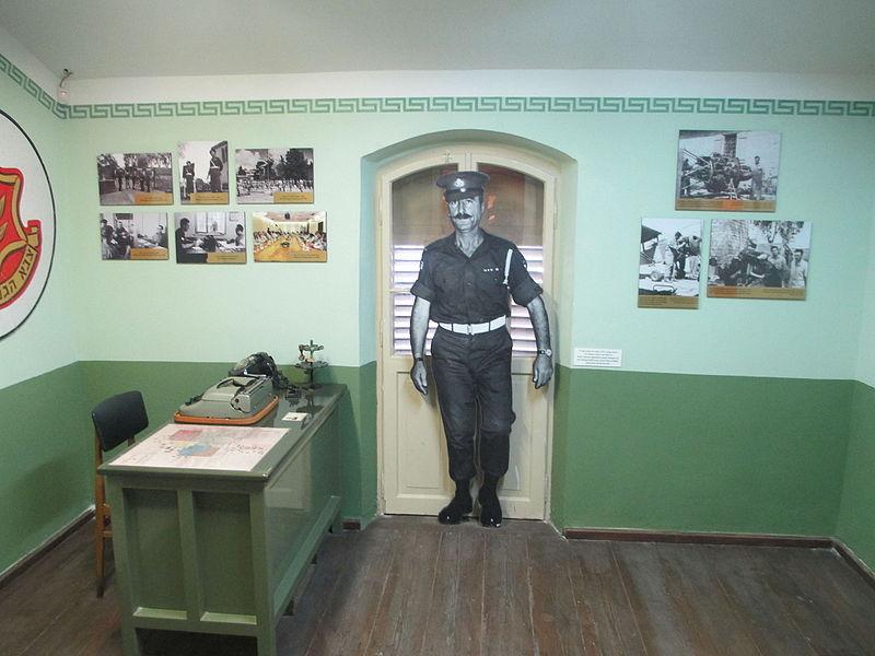 מרכז מבקרים שרונה