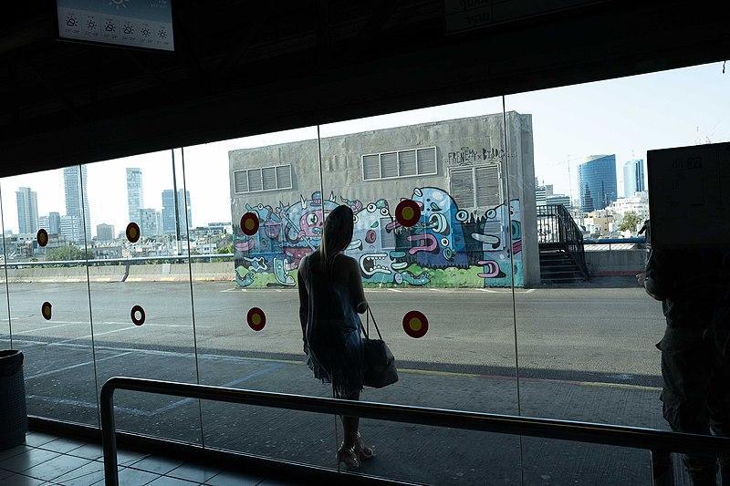 התחנה המרכזית החדשה - תל-אביב