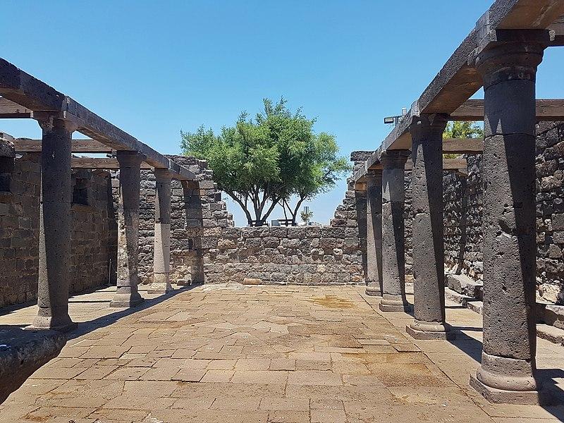 בית כנסת בגולן